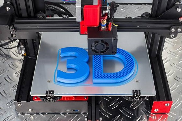 Image Representing 3D printing Concept.