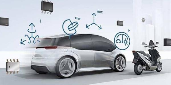 Automotive Micro Electromechanical System Mems Sensors